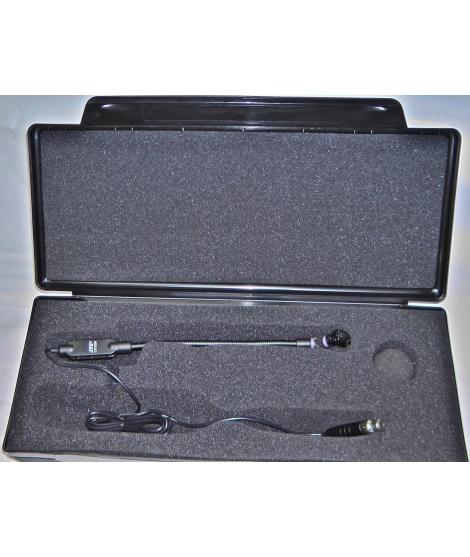 MICROFONO MICROFONI A CONDENSATORE JTS CX 516W  4 PIN MINI XLR (F) IDEALI PER FISARMONICA