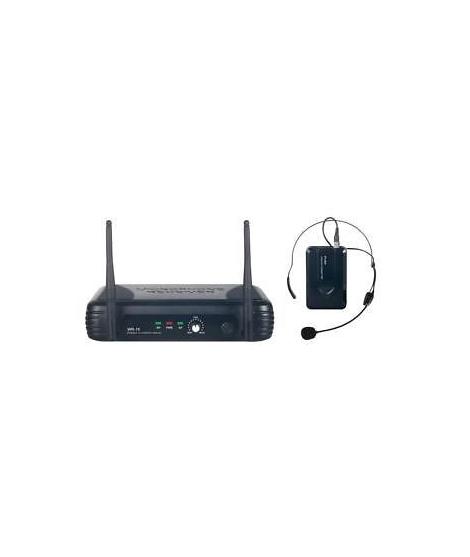 KARMA SET 7320LAV-G - Radiomicrofono lavalier UHF 755.406MHz