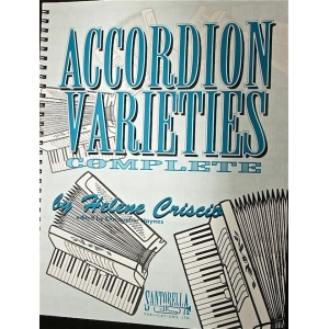 ACCORDION VARIETIES...