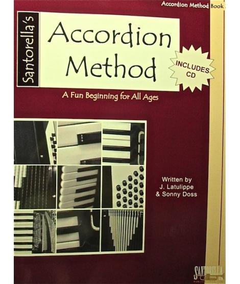 METODO METODI ACCORDION METHOD A FUN BEGINNING FOR ALL AGES