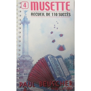 musette 1 recueil de 110...