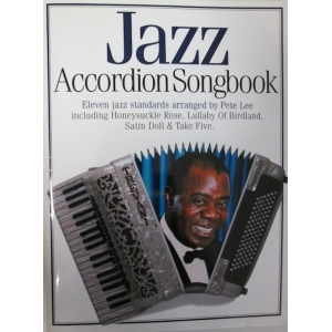 JAZZ ACCORDION SONGBOOK 487