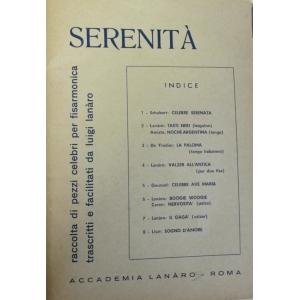 506 SERENITA' PEZZI CELEBRI