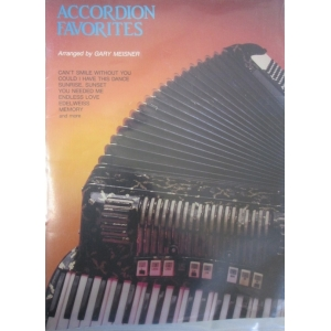 485 ACCORDION FAVORITES