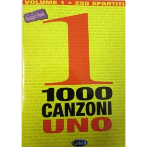V.1 MILLE CANZONI UNO
