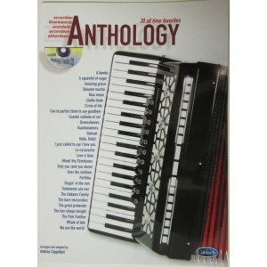 ANTHOLOGY INCLUDE CD 1315