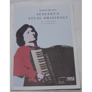 MARIO MILANI-SESSANTA STUDI ORIGINALI