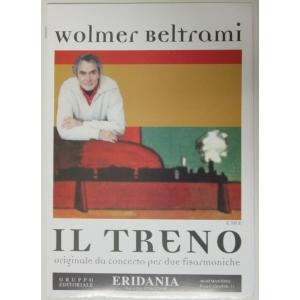 WOLMER BELTRAMI IL TRENO  1321