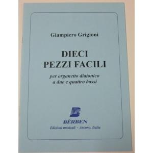 DIECI PEZZI FACILI GRIGIONI 522