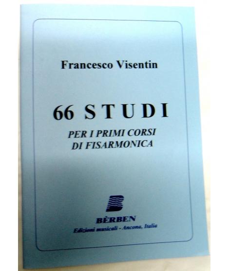 METODO METODI  PER FISARMONICA 454 FRANCESCO VISENTIN 66 STUDI