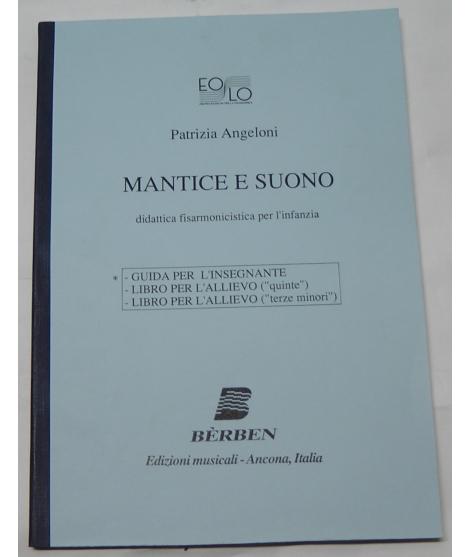 ANGELONI MANTICE E SUONO- GUIDA PER L'INSEGNANTE