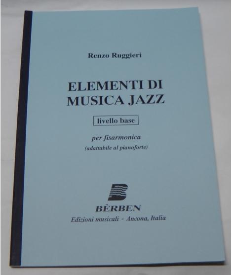 RENZO RUGGIERI ELEMENTI DI MUSICA JAZZ