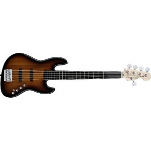 SQUIER BY FENDER DELUXE JAZZ BASS V ACTIVE 3 C SUNBURST