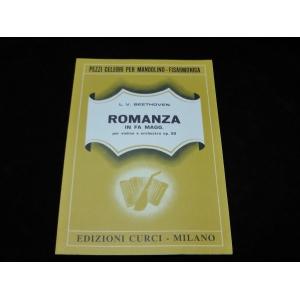 L.V.BEETHOVEN ROMANZA IN FA...