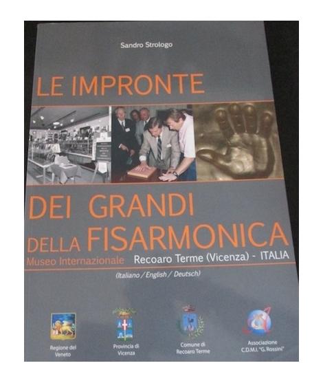 LE IMPRONTE DEI GRANDI DELLA FISARMONICA