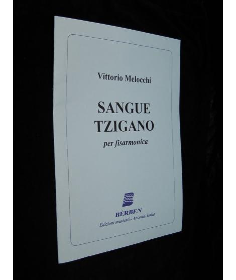 VITTORIO MELOCCHI SANGUE TZIGANO