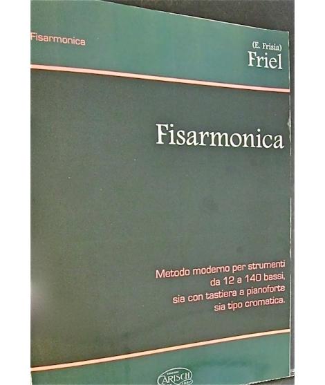METODO METODI  PER FISARMONICA 871 FRIEL FISARMONICA