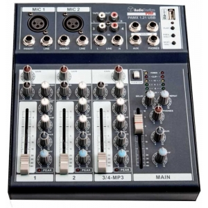 AUDIO DESIGN PRO PAMX 1.21 USB MIXER
