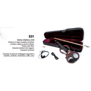 E 01 VIOLINO ELETTRICO GENERAL SOUND