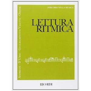 LETTURA RITMICA ED RICORDI ANDREAN 1400