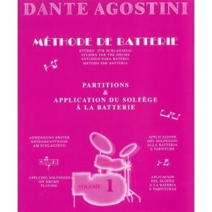 Agostini, Dante: Methode De...