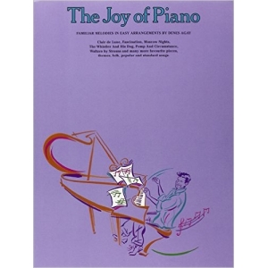 The Joy of Piano: Easy Piano Solo AGAY 290