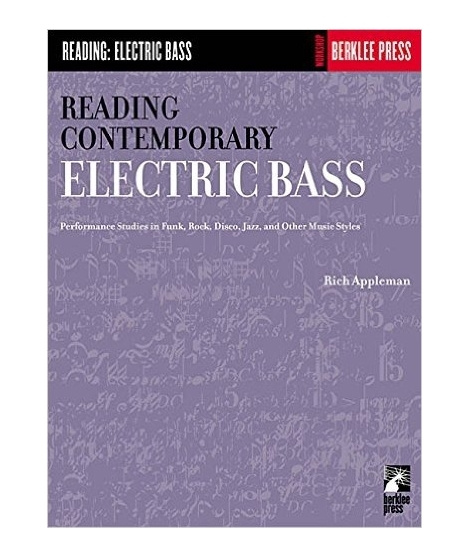 Reading Contemporary Electric Bass: Guitar Technique APPLEMAN