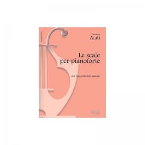 CARISCH Tommaso Alati - le scale per pianoforte 1051