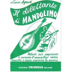 Metodo AGAVI  - Il Dilettante di Mandolino -609