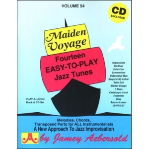 VOLUME 54 - MAIDEN VOYAGE...