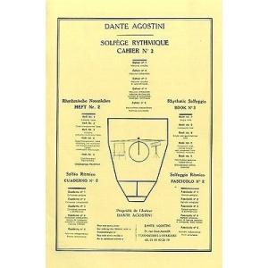 Solfege rythmique Cahier 2. TAMBURI 750