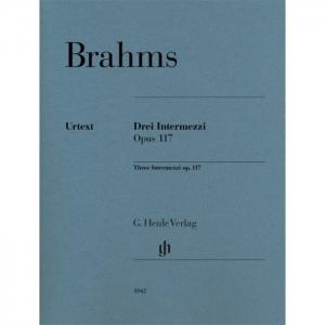 BRAHMS: DREI INTERMEZZI...