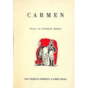 CARMEN-MUSICA DI GIORGIO...