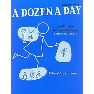 A Dozen A Day Book One:...