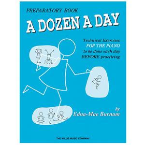 A Dozen a Day Preparatory...