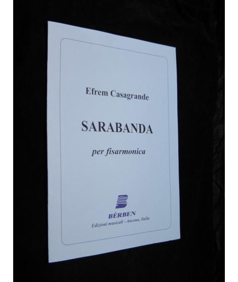 EFREM CASAGRANDE SARABANDA