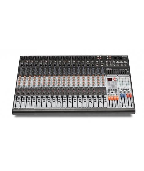 audio design PAMX3.162 MIXER PROFESSIONALE PER EVENTI LIVE CON DSP E CONNESSIONE USB