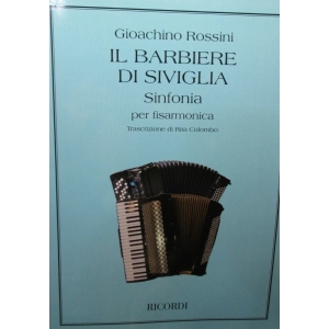 G.ROSSINI IL BARBIERE DI SIVIGLIA