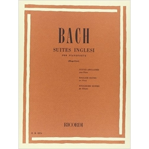 bach SUITES INGLESI...
