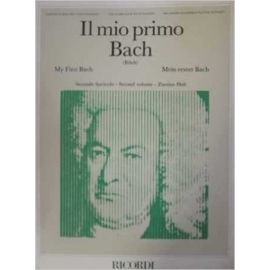 BACH - Il mio primo Bach Fascicolo II (Riboli)