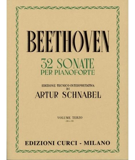 32 Sonate Volume 3  Sonate 24-32 Ludwig van Beethoven