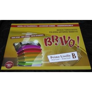 TOMASETTI-MORETTI-BRAVO- PRIMO LIVELLO B