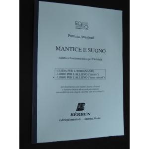 ANGELONI MANTICE E SUONO-LIBRO PER L'ALLIEVO (TERZE MINORI)