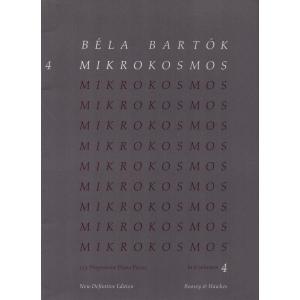 Béla Bartok MIKROKOSMOS 153...
