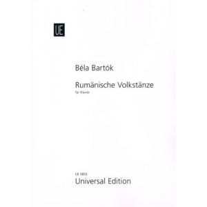 UE5802 Autore: Bartok Bela Casa Editrice: