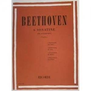 Le 6 sonatine di Beethoven -