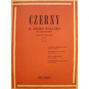 CZERNY C.: IL PRIMO MAESTRO...