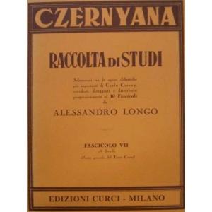 20, CZERNY - Czernyana: raccolta di studi Fascicolo VII