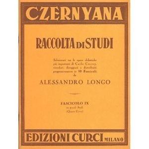 CURCI-CL115-SPARTITO-CLASSICA-CZERNYANA-FASCICOLO-IX-RACCOLTA-