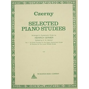 SELECTED PIANO STUDIES